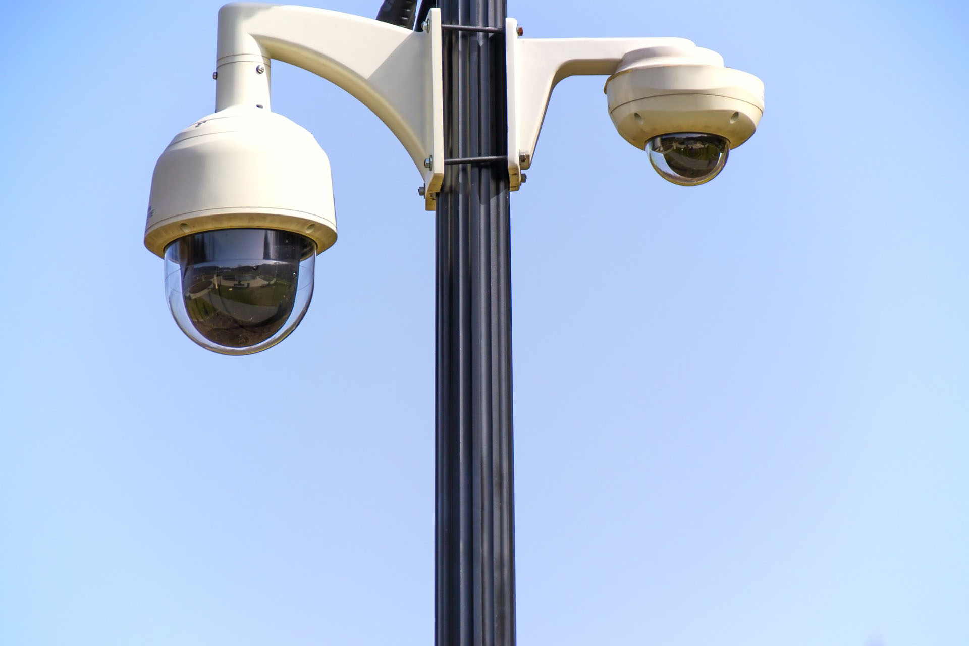 Commercial security camera installation service in Beaumont